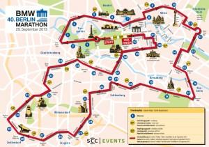 Trasa maratonu