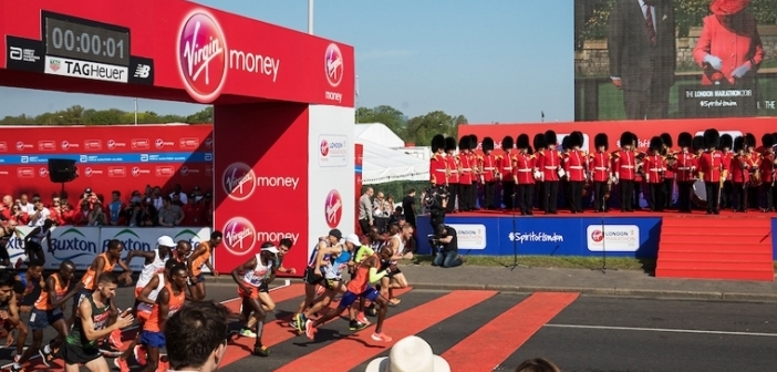 Achtung! Attenzione! -> Virgin Money London Marathon 2019